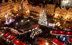 Weihnachtsmärkte in Prag