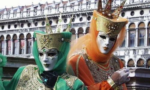 echte venezianische kleider